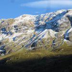 Aussicht in die Berge 1