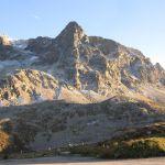 Aussicht in die Berge 2