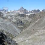 Aussicht in die Berge 3
