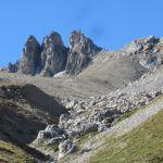 Aussicht in die Berge 4