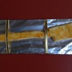 Goldenes RGZ-Ruder