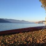 Zürichseerundfahrt Bootsanlegestelle